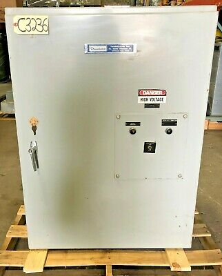 Rmt1603ce Russell Electric Auto Transfer Switch 150 Amp 3-pole Reconditioned
