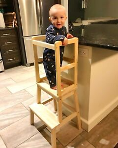 Learning tower /  Helper tower