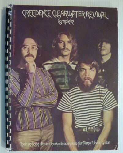 Creedence Clearwater Revival Complete songbook