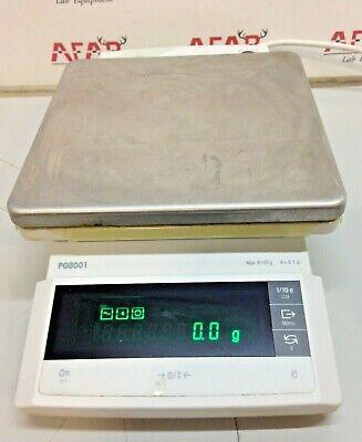 Mettler Toledo Pg8001 Precision Balance Scale