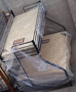 BRAND NEW BUNK BED BLACK NEW IN BOX  double and single size Old Guildford Fairfield Area Preview