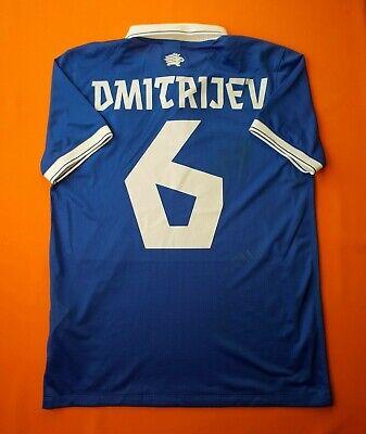 Dmitrijev Estonia jersey medium Match Worn 2014 2015 shirt Nike soccer ig93 image