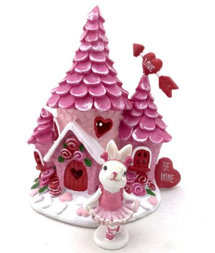 Resin Lighted Valentine