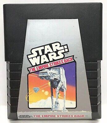 Star Wars: The Empire Strikes Back Parker Bros. Version Atari 2600 Game