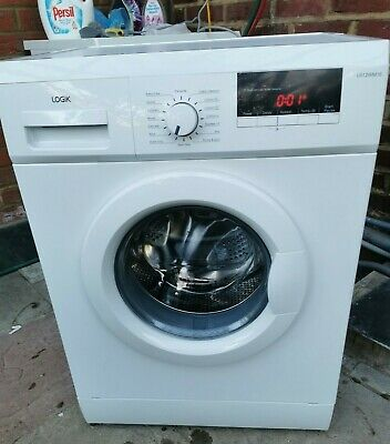 USED Washing Machine Logik L612WM16 6kg Freestanding