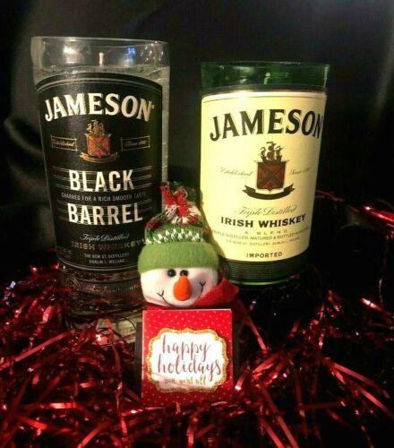 JAMESON CANDLE Handmade GEL WAX Candle Glows & Lasts 2x Longer - Home Bar/Patio