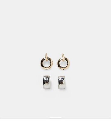 Zara Design Drop Dangle Luxury Earrings