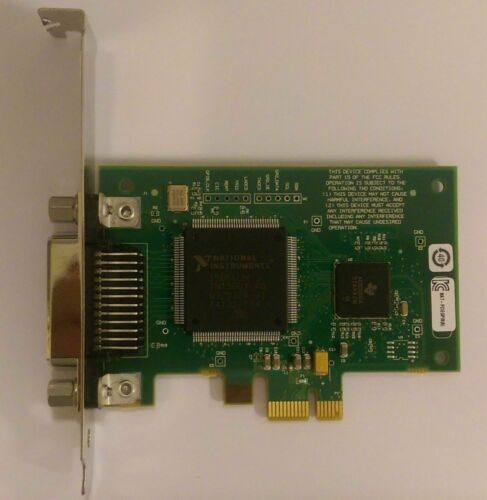 National Instruments NI PCIe-GPIB Controller