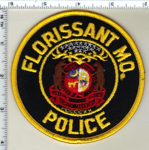 Florissant Police (Missouri)  Shoulder Patch  from 1997