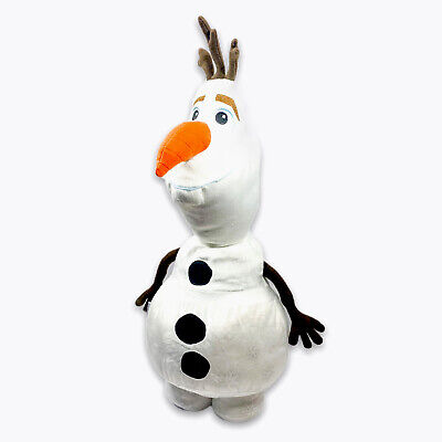 "Disney Frozen 2 OLAF Plush 23"" Snowman 2019 Large Stuffed Pillow Toy PC033V"