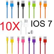 USB Data Sync Charger Cable for iPhone 5