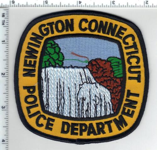 Newington Police (Connecticut) Shoulder Patch