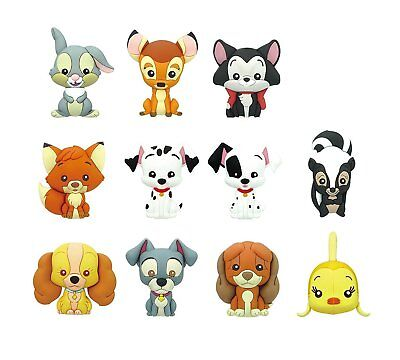 Disney Collectible 3D Foam Figural Keyring/Keychain Series 11 (Blind Bag)