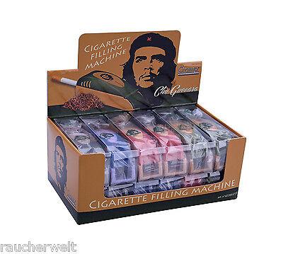 Stopfmaschine Stopfgerät Tabak Zigaretten Stopfer zum Sonderpreis Che Guevara