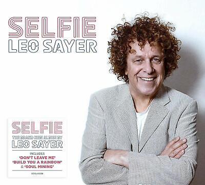 LEO SAYER - SELFIE (CD 2019) NEW & SEALED
