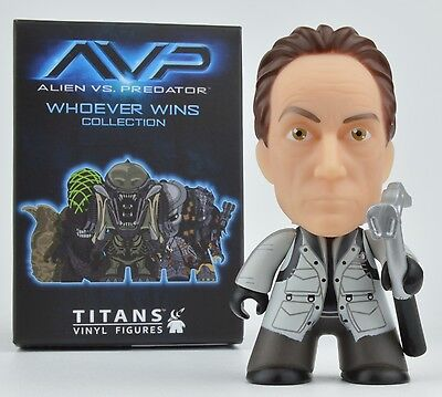 Alien Vs Predator Whoever Wins Collection Mini-Figure - Bishop (Alien Vs Predator Mini-spielzeug)