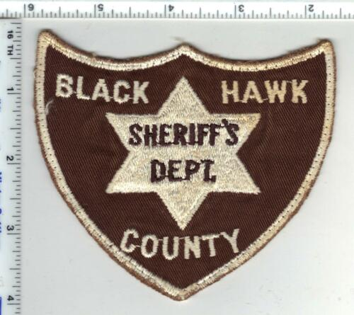 Black Hawk County Sheriff