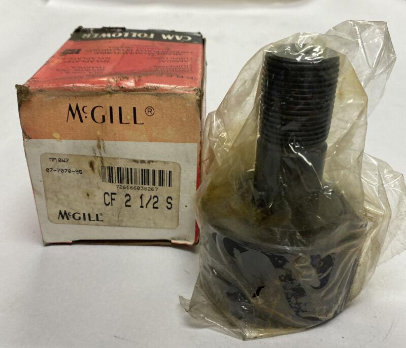 Mcgill CF 2 1/2 S Cam Follower Bearing NOS