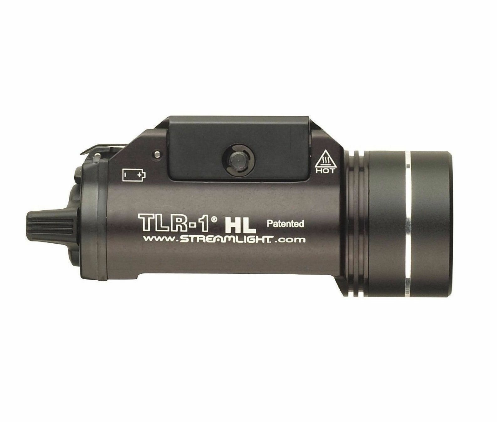 Streamlight Tlr-1 Hl 800 Lumens Tactical Led Light With Strobe Rail Mounts 69260