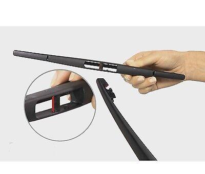 "Rear Wiper Blade - Windscreen Window Back Car RWB0011 - 14"" / 350mm Long :V1"