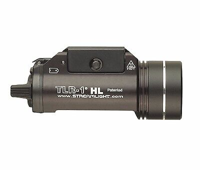 Streamlight TLR-1 HL 800 Lumens Tactical LED Light w/Strobe, Rail Mount (69260)