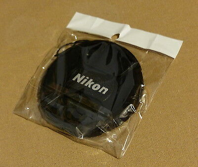 Tapa frontal genérica para lentes de 52mm Nikon (52mm front cap) (sin...