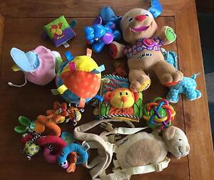 Baby Toys/ Toddler Monkey Backpack Lead Beerwah Caloundra Area Preview