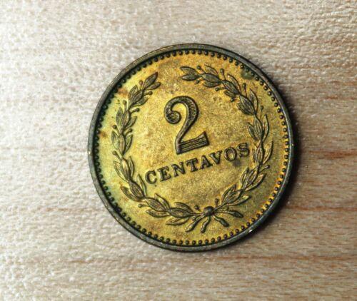 1974 El Salvador 2 Centavos