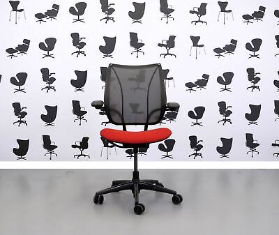 Refurbished Humanscale Liberty Task Chair - Calypso YP106