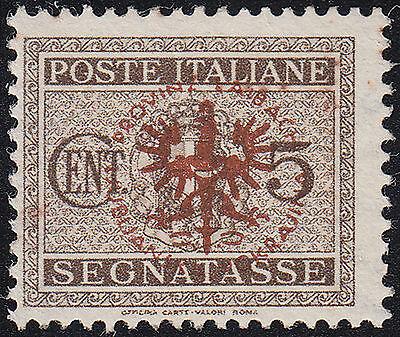 2. WK Laibach Portomarken Mi.Nr. 1 P ungebraucht Mi.Wert 220€ (6892)