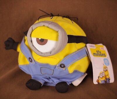 Despicable Me * Minions Fuzzbies Doll 6