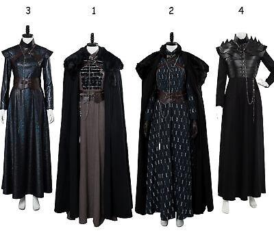 Game of Thrones Staffel 8 S8 Sansa Stark - Game Of Thrones Sansa Kostüme