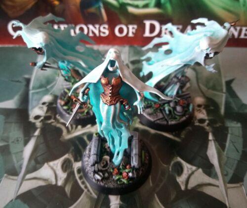Warhammer UnderWorlds PRO Painted Beastgrave – Champions of Dreadfane