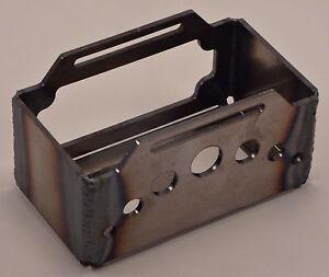 ANTIGRAVITY Chopper Battery Box Tray Motorcycle PREFAB Cafe SMALLCASE 8 CELL 8C