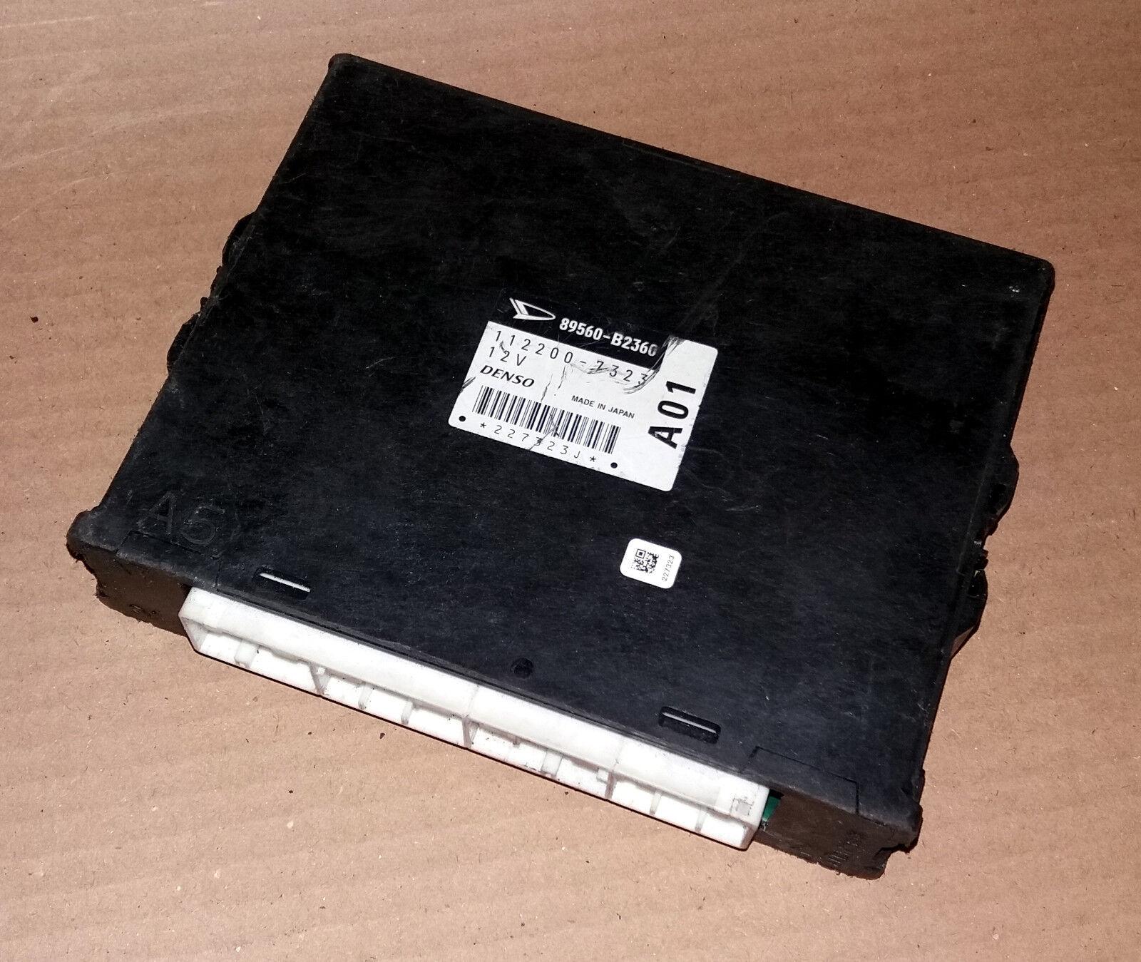Used Daihatsu Engine Computers For Sale Page 2 Ecu Wiring Diagram Move 2003 Ua L150s 89560 B2360 Ecm Oem Jdm 112200 7323 A01