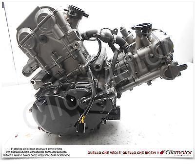 BLOCCO MOTORE MOD P503 engine original for SUZUKI SV S 650 1999 TELAIO AV111