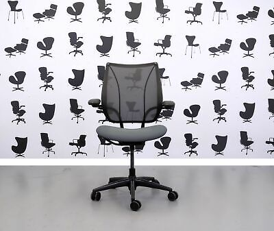 Refurbished Humanscale Liberty Task Chair - Paseo YP019