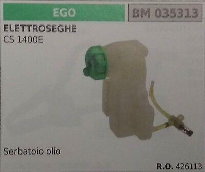 426113 Tanque Aceite Cadena Sierra Eléctrica Motosierra Eléctrico Ego CS1400E
