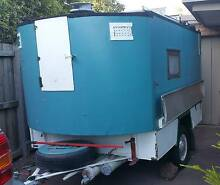 Boxed enclosed trailer caravan camper Newcomb Geelong City Preview