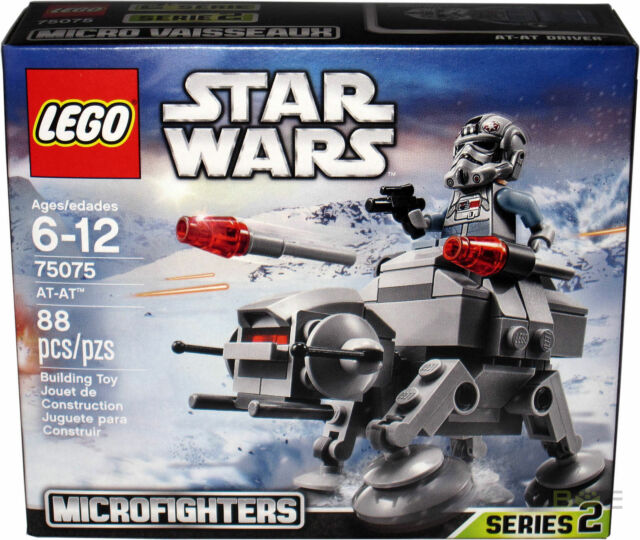 Lego Star Wars 75075 Microfighters AT-AT