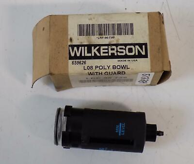 Wilkerson Lubricator Bowl With Guard Lrp-96-736