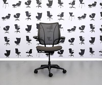 Refurbished Humanscale Liberty Task Chair - Sombrero YP046