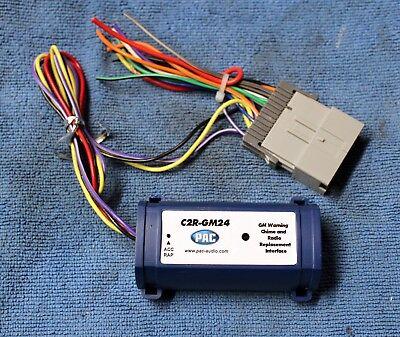 - PAC GM CHIME & DATA-BUS INTEGRATION INTERFACE - C2R-GM24