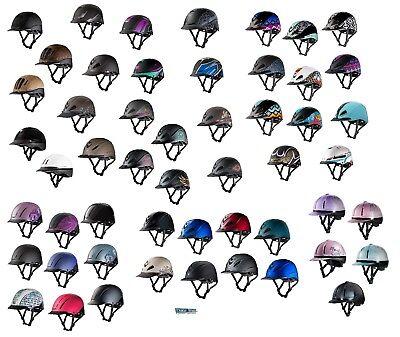 TROXEL LOW PROFILE RIDING HELMET SPIRIT LIBERTY INTREPID LEGACY FALLON TAYLOR  Troxel Equestrian Spirit Helmet