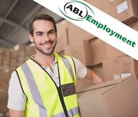 ★Get A Paid Workout with this WAREHOUSE POSITION!★