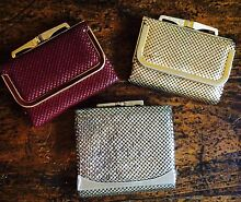 WANTED TO BUY: Glomesh wallet Wooloowin Brisbane North East Preview
