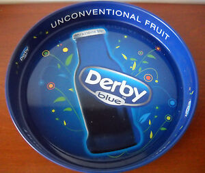 Derby Blue - Vassoio in acciaio - Italia - Derby Blue - Vassoio in acciaio - Italia