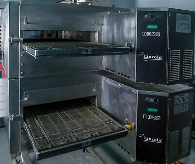 Lincoln Impinger 1132-000 Electric Double Stack Conveyor Oven
