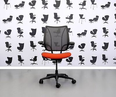 Refurbished Humanscale Liberty Task Chair - Lobster YP076