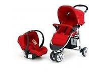 Brand new Petite star rimini travel system